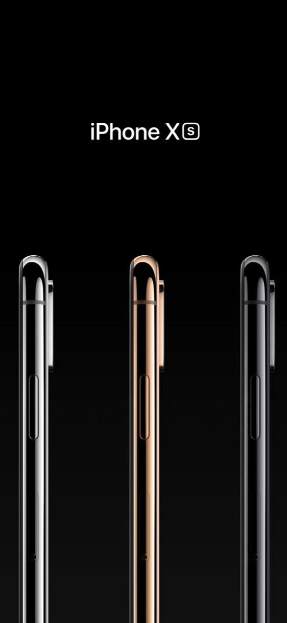 iPhone XS Hias latar iPhone XS , iPhone X 1082