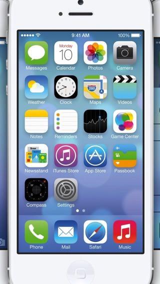 iPhone SE,5s 壁紙 0114