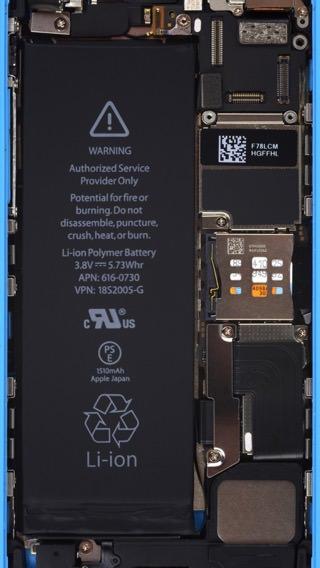 iPhone SE,5s 壁紙 1101