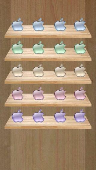 iPhone SE,5s 壁紙 1136