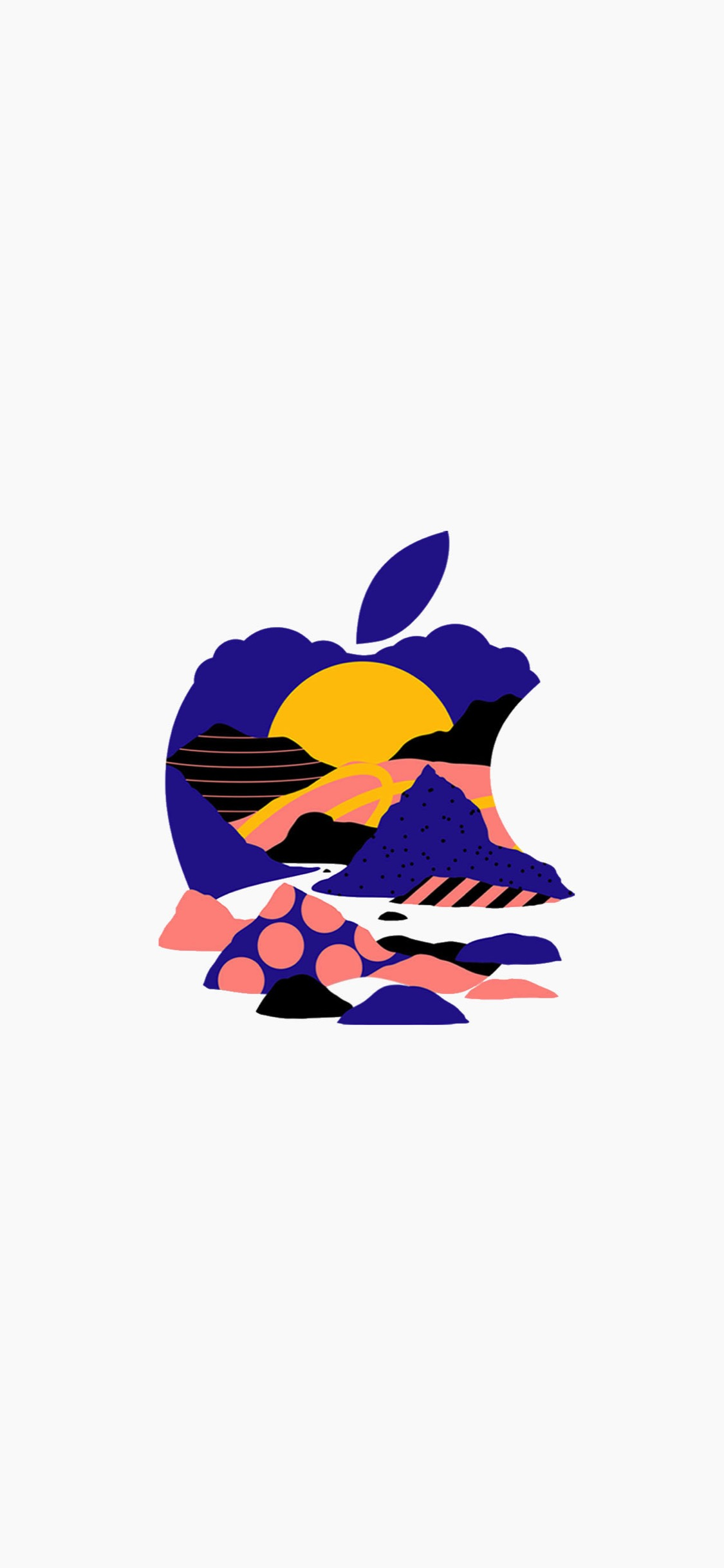 iPhone XS , iPhone X 壁紙 1095