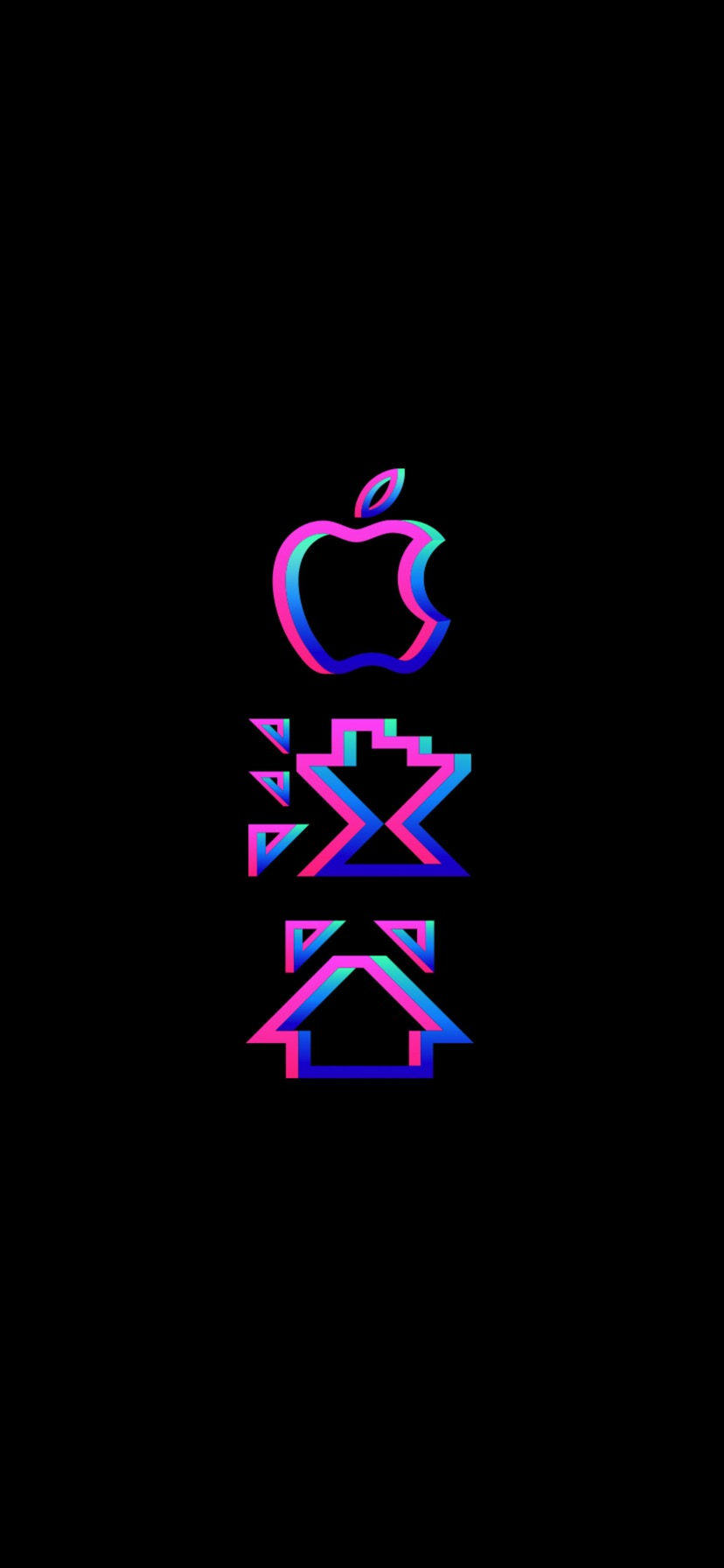 iPhone XR 壁紙 wallpaper 1098